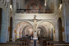 Basilica di Santa Maria a Piè di Chienti, Montecosaro Scalo - 7 settembre 2018 - 3448 X 4592 - N-L1