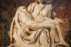 Misteri - La pietà,  Michelangelo - San Pietro, Città del Vaticano - 11 giugno 2019 - 2661 X 2661 - R-L1