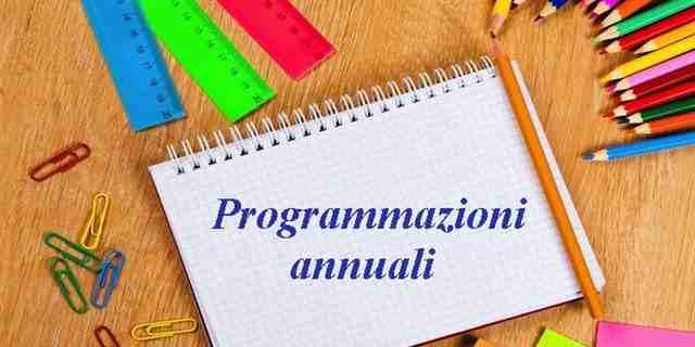 Programmazioni annuali A19 Filosofia e storia 1
