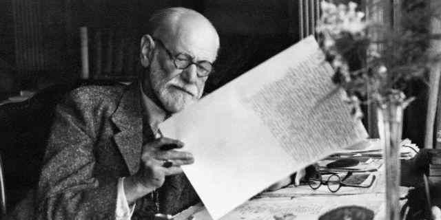 Sigmund Freud Copertina