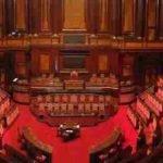 Parlamento vuoto Copertina