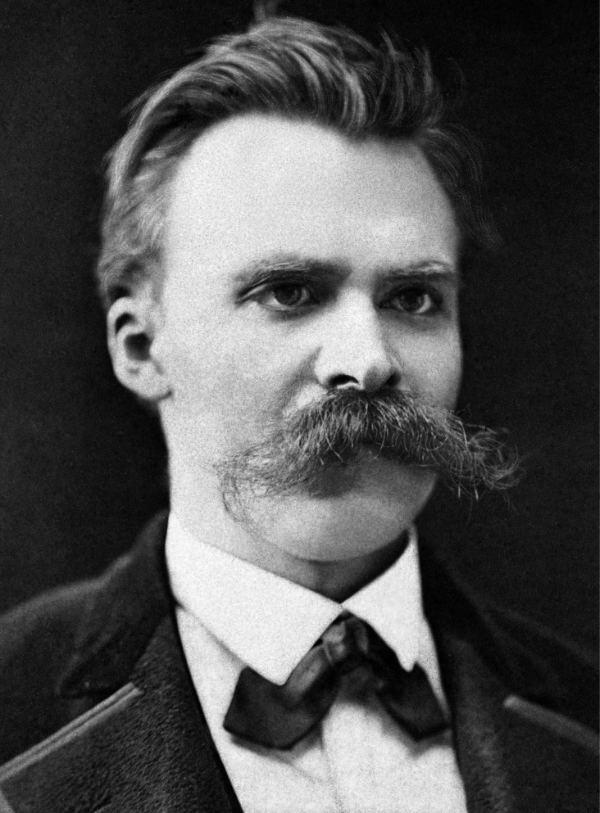 Friedrich Nietzsche Primo piano HD