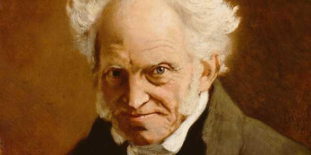 Arthur Schopenhauer Copertina