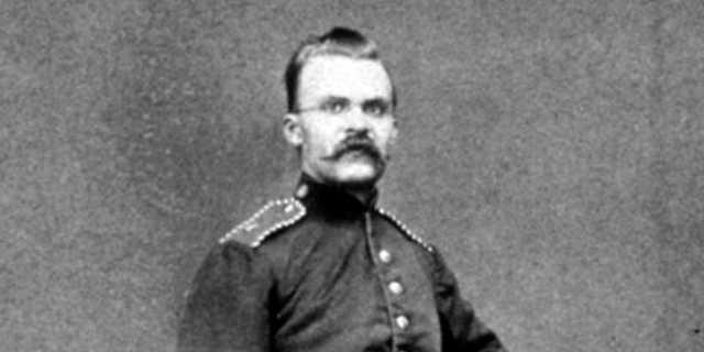Friedrich Nietzsche Un riassunto Copertina
