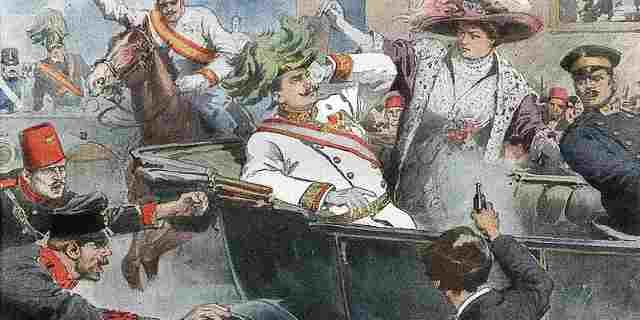 Le cause della Prima Guerra Mondiale Copertina
