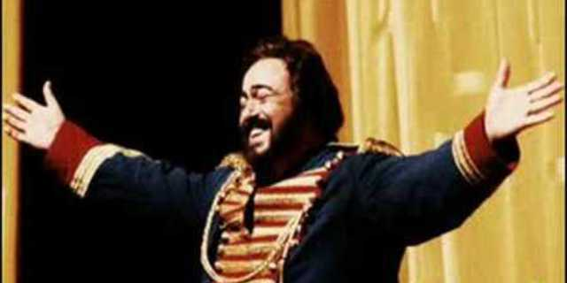 La Fille du régiment Luciano Pavarotti e La fille du régiment
