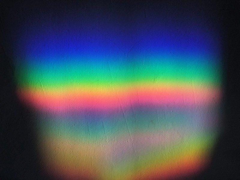 spettro colori