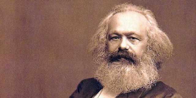 Karl Marx Un riassunto Copertina