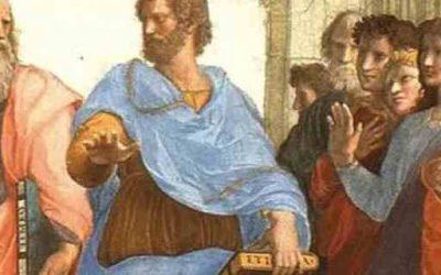 Aristotele Copertina